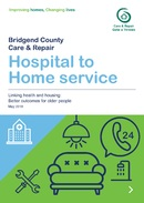 Case Study - Bridgend County Care & Repair Hospital to Home service