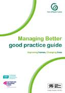 Managing Better Good Practice Guide