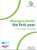 Managing Better First Year Report